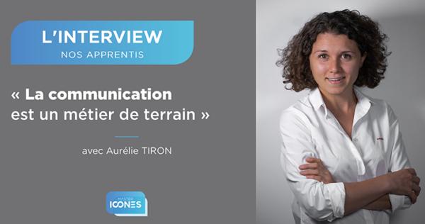Interview Aurélie Tiron